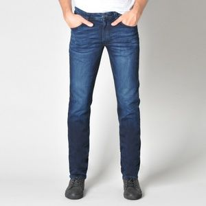 Fidelity Jimmy Slim Straight Leg Denim Jeans